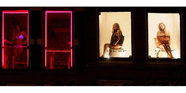 In Amsterdam gibt es jetzt Schmuck statt Sex