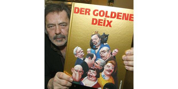 Manfred Deix: Vergoldet zum 60er