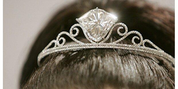 Diamantenfieber-101 Karat für 4 Millionen Euro