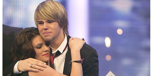 Daniel und Sarah sind das Super-Paar
