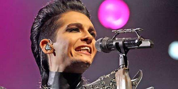 Tokio Hotel lockten nur noch 4.000 Fans