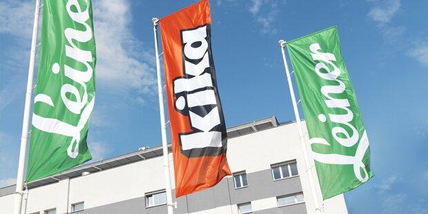 Kika/Leiner: 1.121 Personen zur Kündigung bei AMS gemeldet