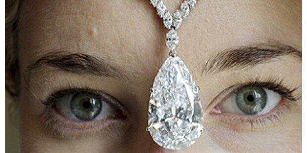 8,6 Millionen Euro für Onassis-Juwelen