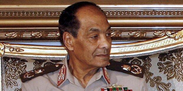 Ägypten: Militär löst Parlament auf