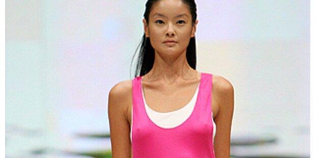 Calvin Klein präsentierte sich in Singapur