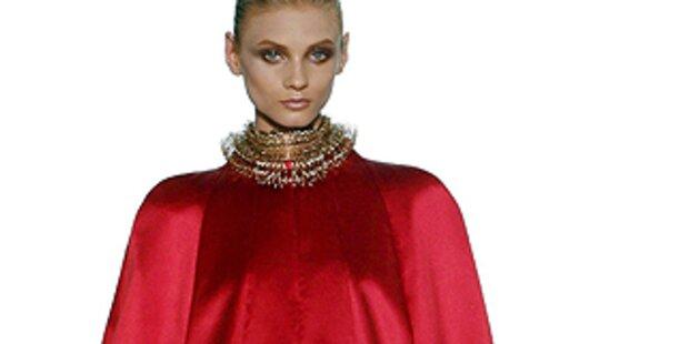 Couture Debut für  Alessandra Facchinetti