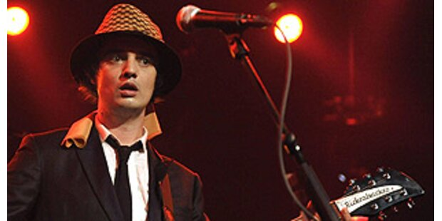 Pete Doherty auf Kaution freigelassen