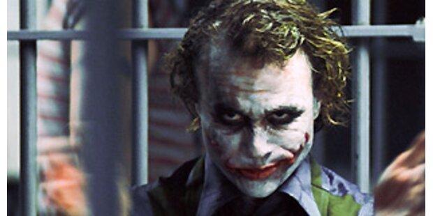 Toter Ledger soll noch einmal Joker sein