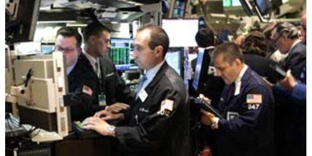 Unruhe an den Börsen steigt wieder