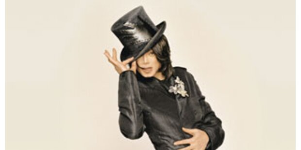 Michael Jackson runderneuert