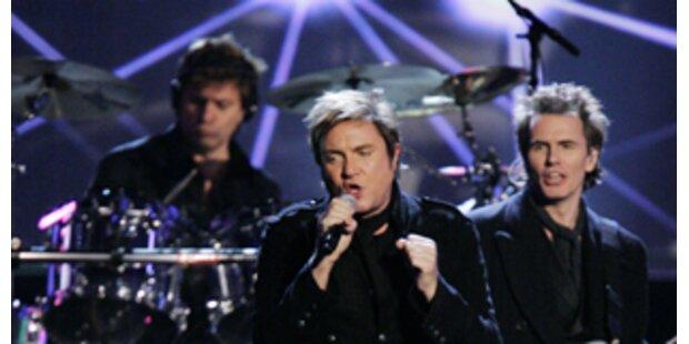 Duran Duran feiern ihr Comeback