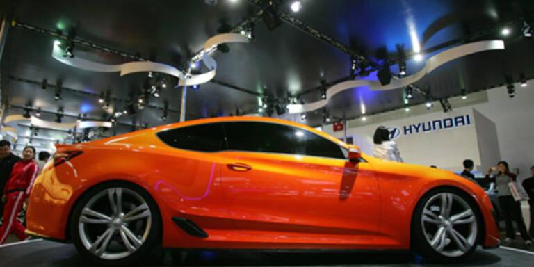 Die interessanteste Auto-Konzepte der Motor-Messe