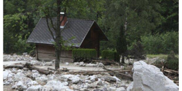 Evakuierung in Radmer aufgehoben