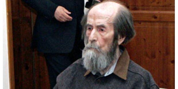 Alexander Solschenizyn ist tot
