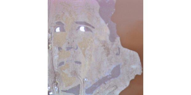 Dieses Obama-Kunstwerk sieht man sogar aus dem All