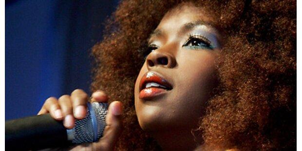 Lauryn Hill ist zu krank für Comeback!
