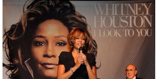 Whitney Houston kehrt zurück