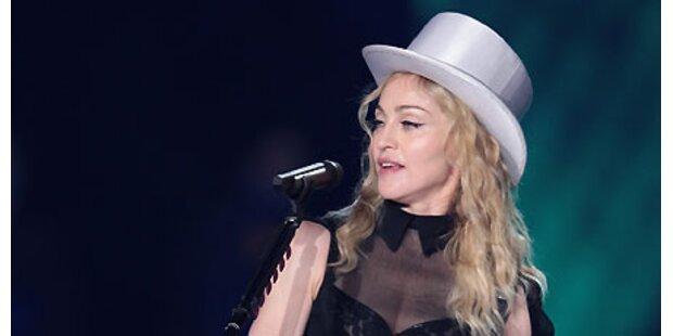 Madonna: Von Tausenden ausgebuht