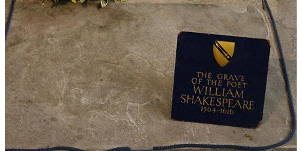 Shakespeare-Grabstätte gefährdet