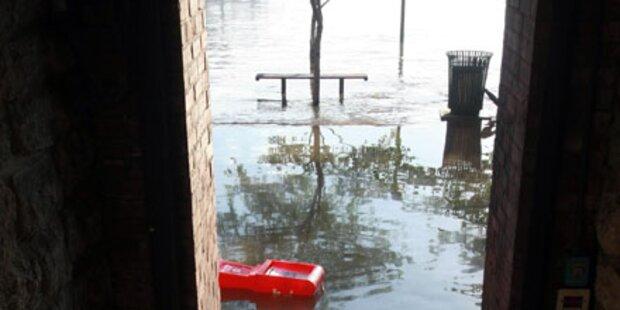 Schwere Überschwemmungen in Südchina
