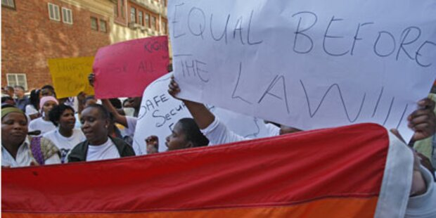 14 Jahre Haft für zwei Schwule in Malawi