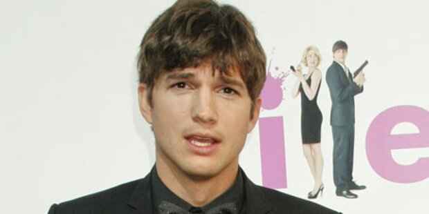 Ashton Kutchers Kreditkarte abgelehnt