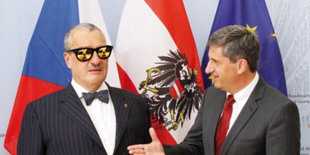 Atom-Fürst strahlt in Wien