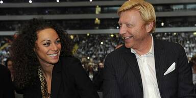 Lilly & Boris Becker