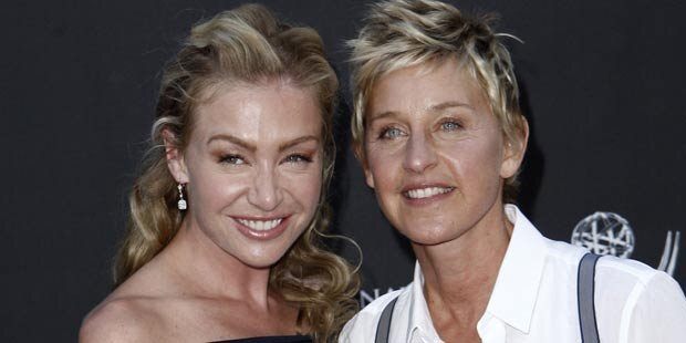 Portia de Rossi heißt jetzt DeGeneres