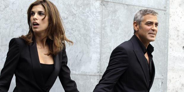 George Clooney kommt unter die Haube