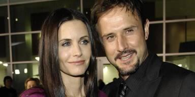 Courtney Cox & David Arquette: Scheidung