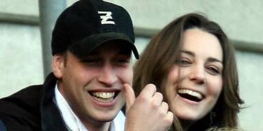Prinz William & Kate Middleton