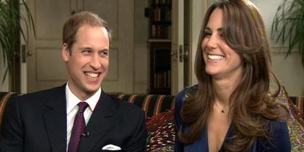 William & Kate: Sind sehr, sehr glücklich