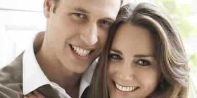 Verlobungsfoto: Prinz William & Kate Middleton
