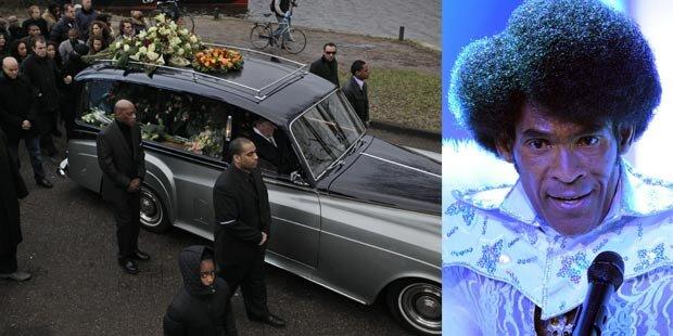 Abschied von 'Boney M.'-Star Bobby Farrell