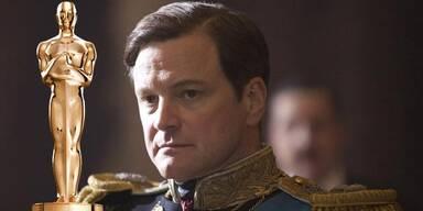 """Colin Firth in """"The King's Speech"""": Alle Oscar-Nominierungen"""