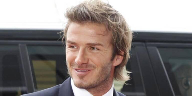 Beckhams: Hurra, es wird echt ein Mädchen