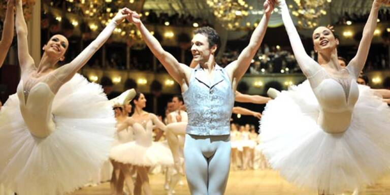 Glanz & Glamour: Das war der Opernball 2011