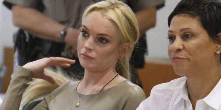 Richter gibt Lohan mehr Bedenkzeit