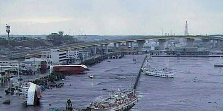 Mindestens sechs Häfen schwer beschädigt