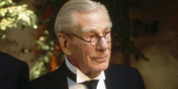 Batmans Butler Michael Gough gestorben