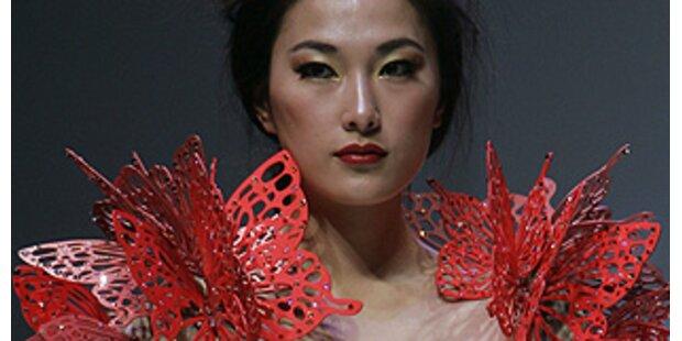 Designer in Hong Kong - total ausgeflippt