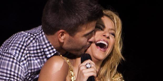 Babygerüchte: Shakira schwanger?
