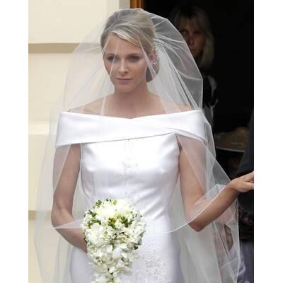 Charlene: so schön ist ihr Brautkleid