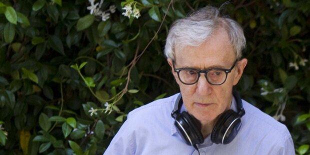 Woody Allen: Bald Dreh in München?