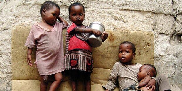 Hungerkatastrophe in Somalia breitet sich weiter aus