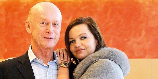 Kurt Mann wird Papa mit 60!