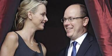 Fürst Albert & Charlene Wittstock