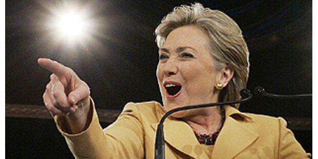 Führt Hillary Clintons Stil zum Wahlerfolg