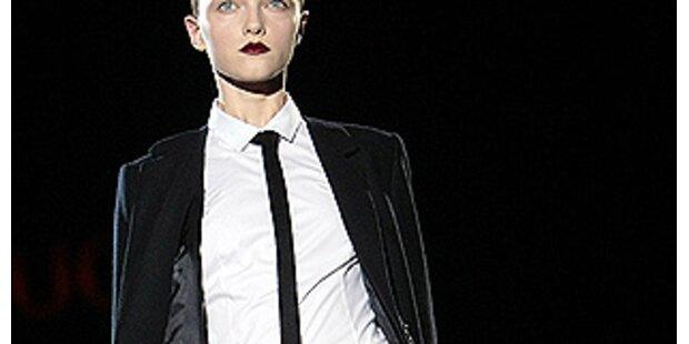 Fashion Week in Berlin hat gestartet